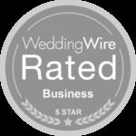 Wedding Wire 5 Star Wedding Photographer